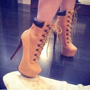 Sexy Chic Booties